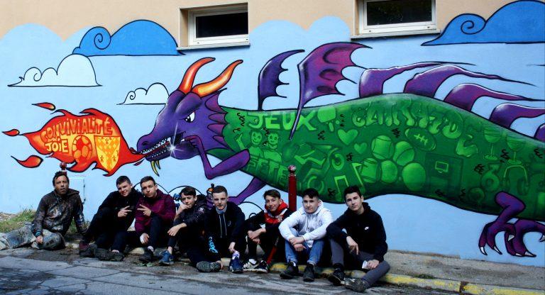 Atelier Graff - Salle des Jeunes