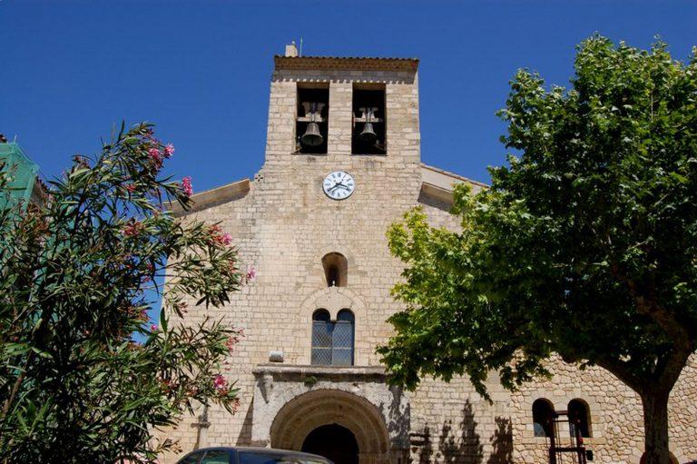 Eglise de Magalas