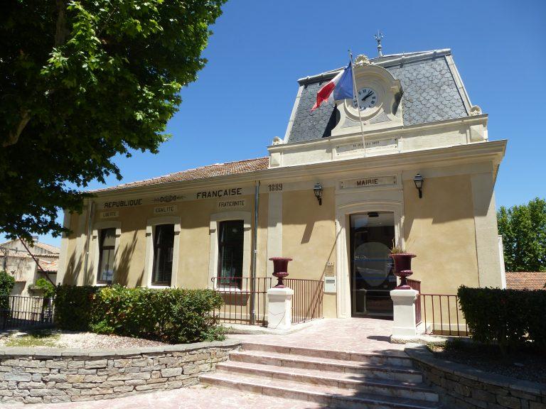 Mairie de Magalas